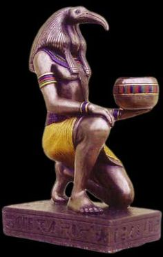 Love myths, legends (stories!) with Egyptian and Greek myths being my faves. Thoth Bronze Statue/Candle Holder