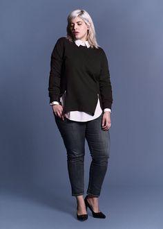 Corbelle Zip Sweater