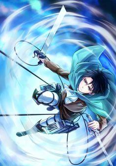 Shingeki no Kyojin #Levi ♡