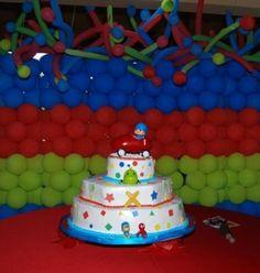 Ideas para organizar un cumpleaños de ¡Pocoyó!   Blog de BabyCenter