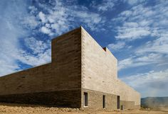 Álvaro Siza, Fernando Guerra / FG SG · Quinta do Portal · Divis Portal, Stone Cladding, Renzo Piano, Brick Block, Architecture Student, Less Is More, Building Materials, Contemporary Architecture, Portuguese