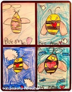 A Cupcake for the Teacher: Bee Mine!