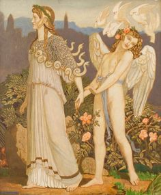 John Duncan (1866 - 1945) - Force and Reason