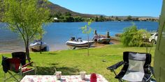 Rondeberg Holiday Resort, Bulshoek Dam, Clanwilliam, West Coast - Self-catering Accommodation, Camping & Caravan Park Holiday Resort, Berg, Cape Town, West Coast, Golf Courses, Places To Visit, Relax, Camping, Campsite