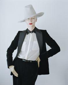 Tilda Swinton photographed by Tim Walker in 2011