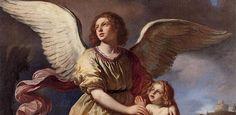 I Giorno O fedelissimo Esecutore dei consigli di Dio, santissimo Angelo mio Custode, che fino dai primi momenti della mia vita vegliate sempre sollecito al