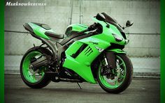 Kawasaki NINJA ZX-6R Team Green | 2008 Kawasaki NINJA ZX-6R | Flickr