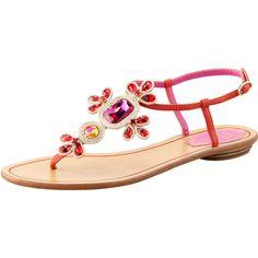 Shop Shoes - Resort Collections - BG Focus - Designer Collections -... via Polyvore