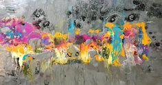 """Forest From The Trees 30"""" x 11"""""""