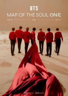 BTS MAP OF THE SOUL ON:E 공연 개최  #BTS #방탄소년단 #MapOfTheSoulOne