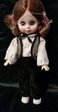 "Vintage 1979 Doll 6122 Playmates Reddis Hair Sleepy Eyes Velvet Pants 11 1/2""  ✞   Dolls & Bears, Dolls, By Brand, Company, Character   eBay!"