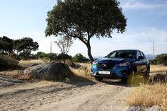 Prueba del Mazda CX-5 SKYACTIV-G y SKYACTIV-D (y II)