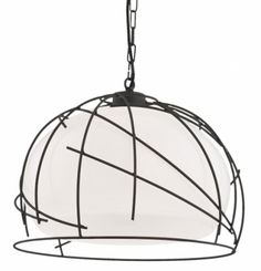 lampa wisząca 1 x 60W E27