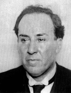 Antonio Machado en 1934