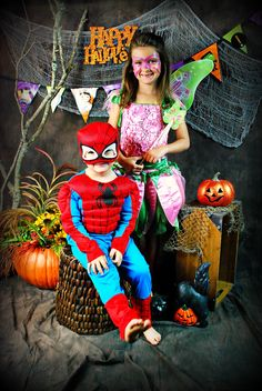 Halloween mini session