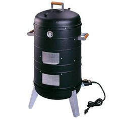 online shopping for Americana 2 1 Electric Water Smoker converts Lock 'N Go Grill from top store. See new offer for Americana 2 1 Electric Water Smoker converts Lock 'N Go Grill Best Smoker Grill, Charcoal Grill Smoker, Best Charcoal Grill, Offset Smoker, Bbq Grill, Barbecue, Electric Meat Smokers, Best Electric Smoker, Electric Bbq