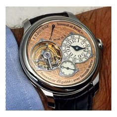 S T U N N I N G  F.P Journe Tourbillon Labyrinth LE 10 only @equationdutemps   #thearabwatchguide by arabwatchguide