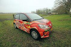 Car wrapping, Branding & Design by studioREL.nl Amsterdam NL