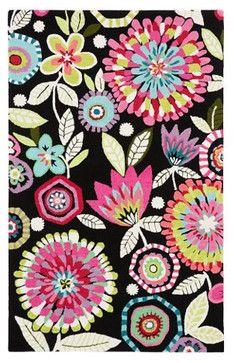 Bella Floral Rug rugs