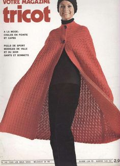 Votre magazine tricot 142 1970