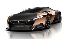 Peugeot Onyx hybrid
