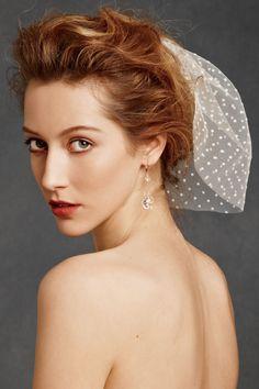 veils  headpieces, hair, veils, accessories, headpieces, comb, bird cage