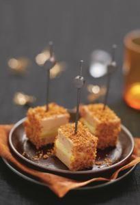 Lolly's van foie gras met appel en peperkoek - Recepten - Culinair - KnackWeekend Mobile
