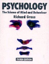 Psychology: The Science of Mind and Behaviour by Richard Gross. In Now @ Canterbury Tales Bookshop / Book exchange / Cafe, Pattaya....