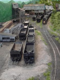 """Jeff Kraker explains his """"less is more"""" theory - Model Railroader Magazine - Model Railroading, Model Trains, Reviews, Track Plans, and Forums"""