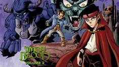 Simon Blood, Volume 2 by Giancarlo Caracuzzo —  Kickstarter