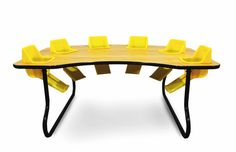 8 seat toddler tables with leg and foot supports feeding tables daycare furniture direct