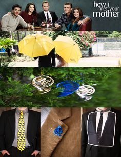 How I Met Your Mother | Cool items as inspired by HIMYM from Cool TV Props! http://cooltvprops.com/collections/how-i-met-your-mother