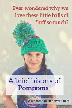 Everybody loves POMPOMS! You'll want to add them to everything once you read this story about their origins! Montessori Education, Montessori Activities, The New School, New School Year, Make A Timeline, Types Of Feathers, Child Plan, Economic Geography, Creating A Business Plan