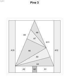 Paper piece Tree Quilt Pattern, Paper Pieced Quilt Patterns, Christmas Quilt Patterns, Barn Quilt Patterns, Pattern Paper, Patch Aplique, House Quilts, Foundation Paper Piecing, Paper Stars