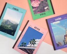 이미지와 컬러의 조화가 매력적인 세컨드맨션 클래스노트를 만나보세요 #디자인문구 #노트 #공부 #열공 #봄 #신상 #새노트 #새거 #핑크 #문구 #시험기간