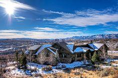 7978 Promontory Ranch in Promontory 4 BD   6 BA   6,345 SF   $2,395,000