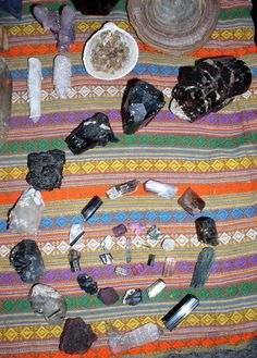 crystal healing-crystal grid