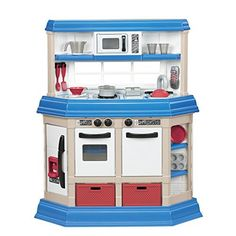 American Plastic Toy Cookin' Kitchen, http://www.amazon.com/dp/B005A4NX3M/ref=cm_sw_r_pi_awdm_YGrowb14P0VQS