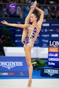 <<Neviana Vladinova (Bulgaria) # 2017 World Championships, Pesaro, Italy>>