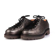 Pantofi cu siret pana in varf Leofex- 561 Bronz Negru Men Dress, Dress Shoes, Cole Haan, Hiking Boots, Oxford Shoes, Casual, Fashion, Moda, Fashion Styles