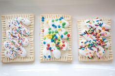 Homemade pop tarts!!! You can stick to sweet fillings or select healthier alternatives. Either way...YUM! #recipe