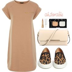 Adorable by mycherryblossom on Polyvore featuring moda, Givenchy, Christian Louboutin, NARS Cosmetics, Dolce&Gabbana and Eve Lom