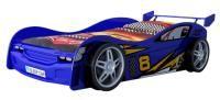 Grand Prix - Blue Racer, Theme fun beds, £350.00, totstoteensfurniture.co.uk