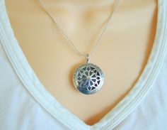 Simplicity Antique Silver Essential Oil Diffuser Necklace or Key Ring, Aroma Therapy Necklace, Essential Oil Key Ring Essential Oil Diffuser, Essential Oils, Diffuser Necklace, Key Rings, Aroma Therapy, Antique Silver, Sterling Silver Rings, Pendant, Antiques