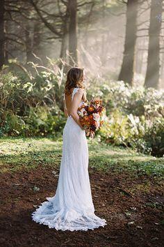Wedding Dress out of Wilderly Bride - Jalyn Wedding Picture Poses, Wedding Dress Pictures, Wedding Poses, Bride Poses, Wedding Shoot, Family Wedding Pictures, Outdoor Wedding Pictures, Woodsy Wedding, Boho Wedding Dress