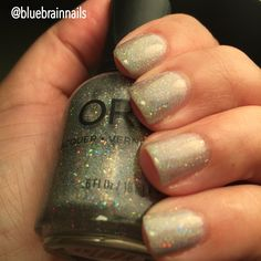 Orly Mirrorball swatch