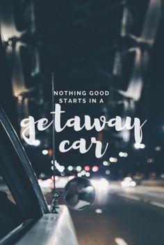 Taylor Swift - Getaway Car
