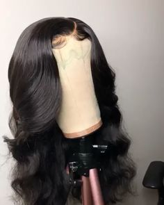 """Lush Hair Pure Human Hair Loose Body Wave 6 """"by .- Gedeihendes Haar reines Menschenhaar lose Körperwelle 6 """"vordere Spitzeperück… Lush Hair Pure Human Hair Loose Body Wave 6 """"Front Lace Wigs With Baby Hair - Frontal Hairstyles, Loose Hairstyles, Braided Hairstyles, Hairstyles Videos, Teen Hairstyles, Casual Hairstyles, Medium Hairstyles, Latest Hairstyles, Straight Hairstyles"""