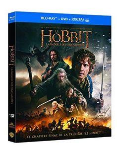 Le Hobbit : La bataille des cinq armées  Combo Blu-ray + DVD + Copie digitale