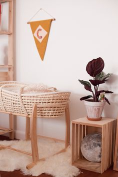 sweet baby corner - moses basket